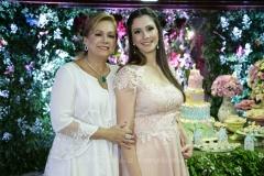 Sarah Philomeno e Sarinha Rolim