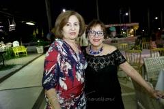 Telma Moreira e Celia Rolim