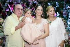 Walkmar Santos, Maria Paula , Sarah Rolim e Sarah Philomeno