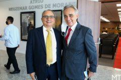 Afro Lourenço e Alberto Fernandes