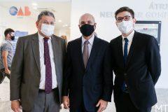 Helio Leitão, Mario e Jorge Menescal
