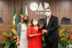 Raquel Machado, Maria Vital e Erinaldo Dantas
