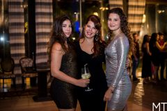 Lara, Marciany e Mariana Holanda