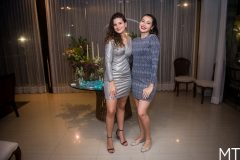Mariana Holanda e Amanda Monteiro