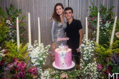 Mariana Holanda e Erick Feitosa