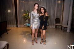 Mariana Holanda e Marcela Quilellea