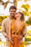 Mariana Pinho e Lucas Ximenes