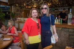 Clicia Rocha e Venúsia Ribeiro