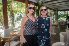 Glaucia Citó  E Lucinha Oliveira