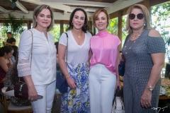 Jaqueline Mota, Cristine Ari, Karísia Pontes E  Andreia Aguiar