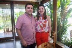 Rafael e Fabiana De Paulo