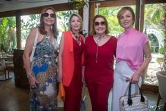 Rose Batista, Bel Machado, Meiriane Machado e Karísia Pontes