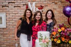Alexandra Pinto, Martinha Assunção e Erika Girão