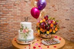 Aniversário de Martinha Assunção