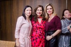 Cláudia Fujita, Martinha Assunção e Germana Cavalcante