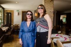 Fernanda Peixoto e Célia Freire