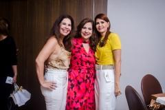 Gena Campos, Martinha Assunção e Lorena Pouchain