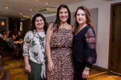 Isabel Ciasca, Elisa Oliveira e Isabel Ary