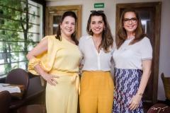 Luciana Lobo, Márcia Travessoni e Márcia Andréa