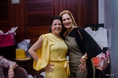 Luciana Lobo e Márcia Peixoto
