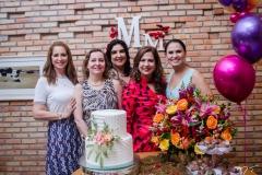Márcia Andréa, Izabele Leitão, Martinha Assunção e Neusa Rocha
