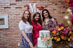 Márcia Andréa, Martinha assunção e Izabele Leitão