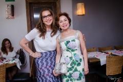 Márcia Andréa e Tane Albuquerque