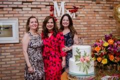 Madeline Girão, Martinha Assunção e Erika Girão