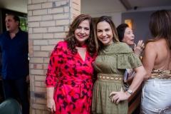 Martinha Assunção e Adriana Queiroz