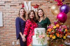 Michelle Aragão, Martinha Assunção e Suyane Dias Branco