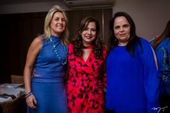 Monique Barreira, Martinha Assunção e Ane Wanderley