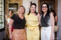 Nara Magalhães, Luciana Lobo e Raquel Otoch