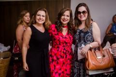 Roberta Ary, Martinha Assunção e Erika Girão
