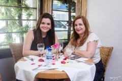 Silvia Nóbrega e Luiza Diogo