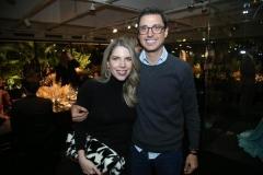 Marcella Kanner e Eduardo Neto