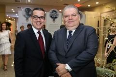 Alexandre Maia e Pedro Jorge Medeiros