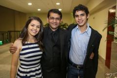 Ana Lima Verde, Alemberg Quindins e Pedro Lima Verde