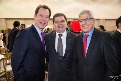 Carlos Fujita, Mauro Filho e Paulo César Norões