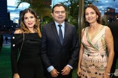 Carol Bezerra, Gilvan Alencar e Izolda Cela
