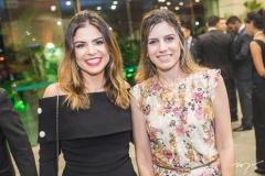 Carol Bezerra e Jamile Salmito