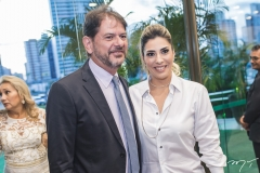 Cid e Maria Célia Gomes