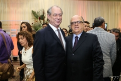 Ciro Gomes e Fernando Ximenes