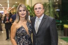 Débora e Fernando Montenegro