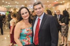 Débora e Fernando Salomão