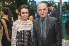 Elana e Jesualdo Farias