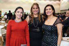 Elusa Laprovitera, Marisa Benevides e Márcia Teixeira
