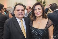 Gera e Márcia Teixeira