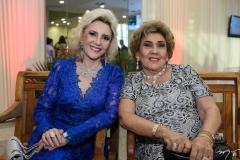 Graça da Escóssia, Consuelo Dias Branco e Márcia Travessoni