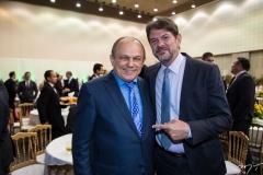 Honório Pinheiro e Cid Gomes