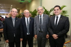 Nelson Martins, Frota Cavalcante, Walter Cavalcante e Audic Mota